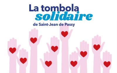 Participez à la Tombola Solidaire