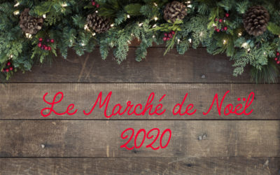 Le marché de Noël de Saint Jean de Passy