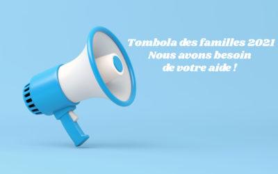 Tombola 2021: l'APEL recherche des lots et des bénévoles